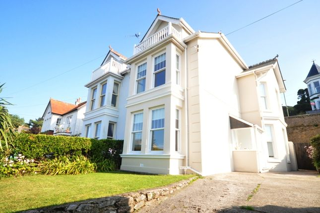 Thumbnail Semi-detached house for sale in Berry Head Road, Brixham, Devon