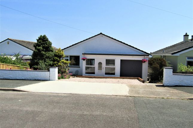Thumbnail Detached bungalow for sale in Field Close, Preston