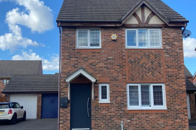 Thumbnail Detached house for sale in Brentwood Grove, Kirkby, Liverpool