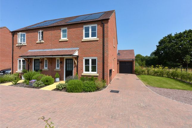 3 bed semi-detached house for sale in Pinchfield Gardens, Hallow, Worcester WR2