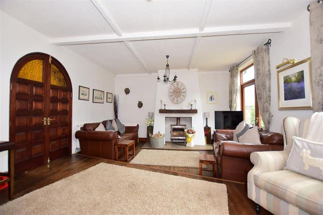 Thumbnail Detached house for sale in Houghton Avenue, Hempstead, Gillingham, Kent