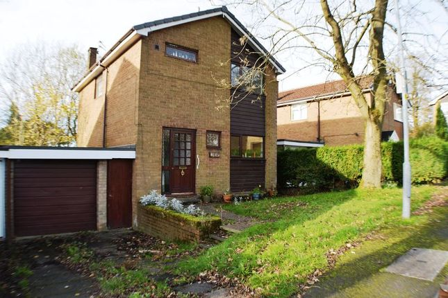 Thumbnail Link-detached house for sale in Home Farm Avenue, Broadbottom, Hyde