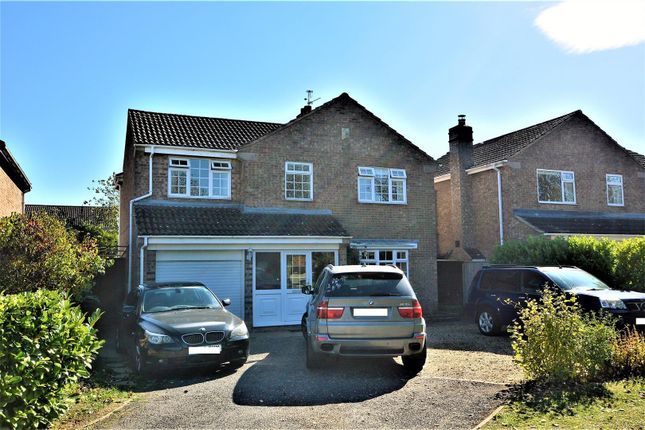 Thumbnail Detached house to rent in Oak Road, Stamford