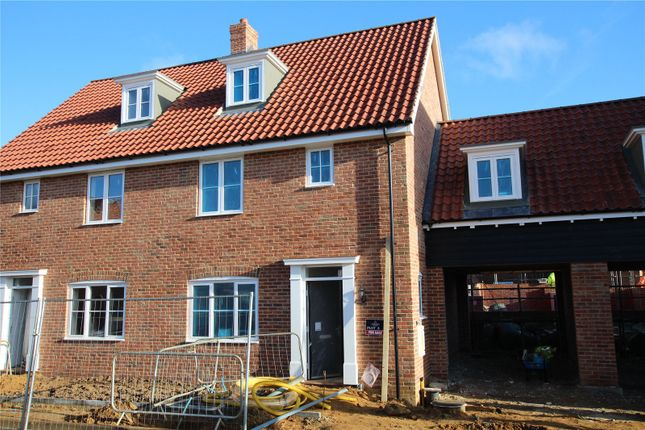 Thumbnail Terraced house for sale in Yarmouth Road, Blofield, Norwich, Norfolk