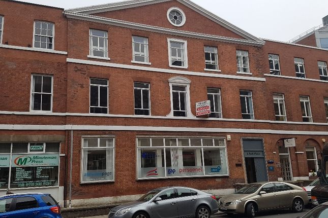 Office to let in Park Place, Leeds