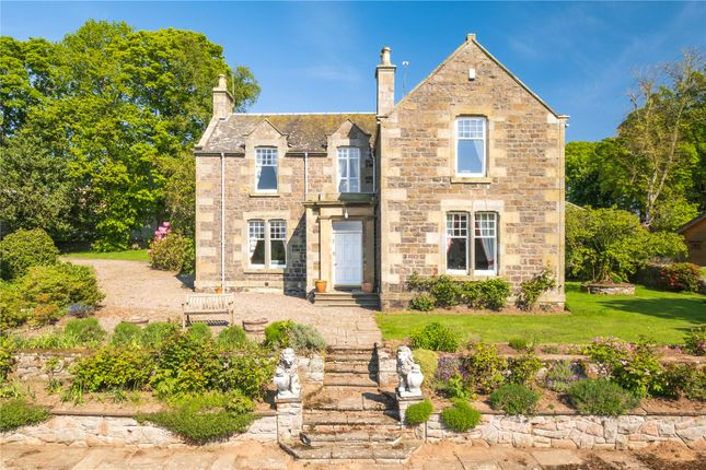Thumbnail Detached house for sale in Kirkton Barns Farmhouse, Tayport, Fife