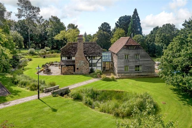 Thumbnail Detached house for sale in Park Street Lane, Slinfold, Horsham, West Sussex