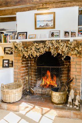 Fireplace of St. Martins Row, Church Street, Upton Grey, Basingstoke RG25