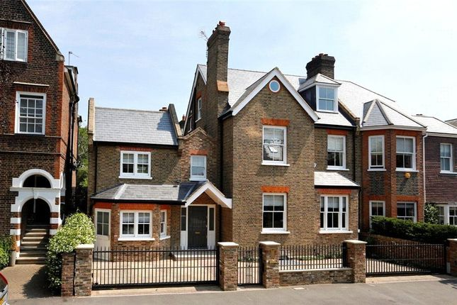 Thumbnail Semi-detached house for sale in Lauriston Road, Wimbledon