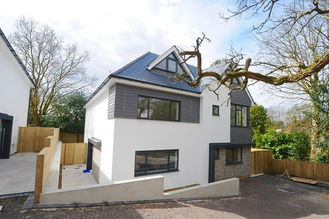 Thumbnail Semi-detached house for sale in Danecourt Road, Lower Parkstone, Poole