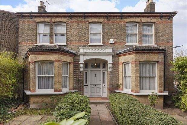 Thumbnail Detached house for sale in Croydon Road, London