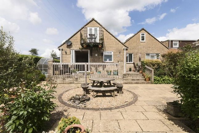 Thumbnail Detached house for sale in Tunley, Bath