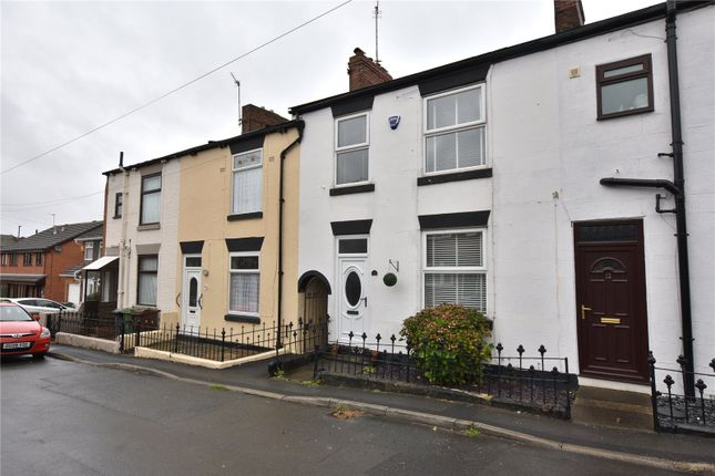 Thumbnail 2 bed terraced house to rent in Swithens Street, Rothwell, Leeds, West Yorkshire