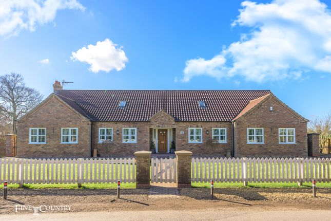 4 bed detached house for sale in Hallgate, Gedney, Spalding PE12