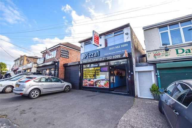 Thumbnail Commercial property for sale in Crankhall Lane, Wednesbury