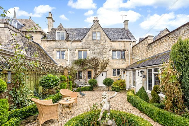 Thumbnail Semi-detached house for sale in St. Marys Street, Painswick, Stroud, Gloucestershire
