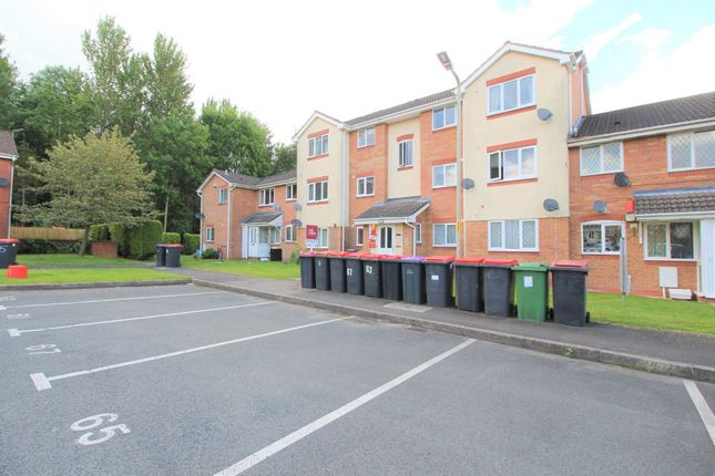 Thumbnail Flat for sale in Midland Court, Stanier Drive, Madeley, Telford