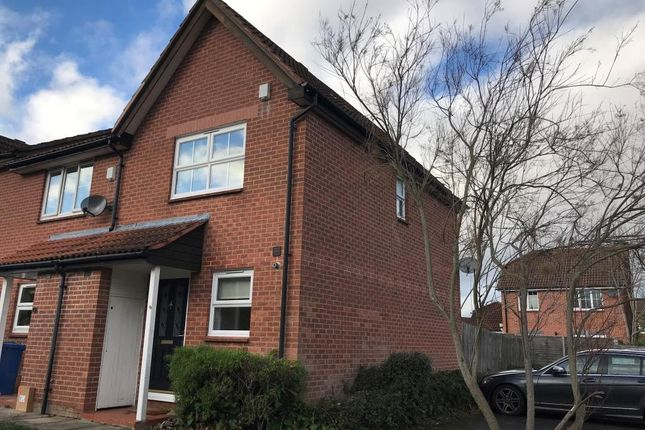 Thumbnail End terrace house to rent in Warfield, Bracknell