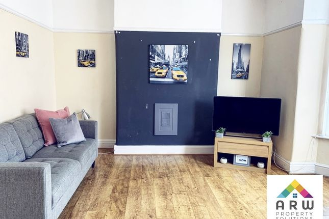 Thumbnail Terraced house to rent in Ashfield, Liverpool, Merseyside