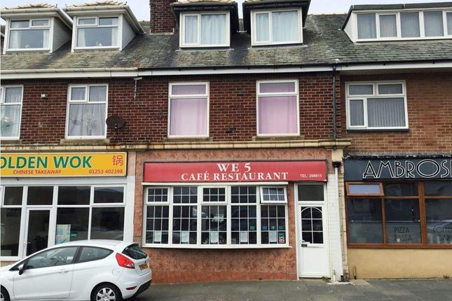 Thumbnail Commercial property for sale in Squires Gate Lane, Blackpool