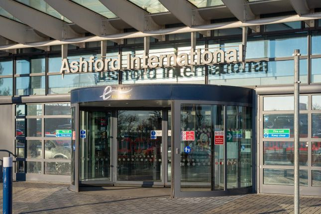Ashford International & Eurostar