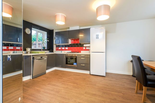 Thumbnail Semi-detached house for sale in Oak Wood Drive, Corby