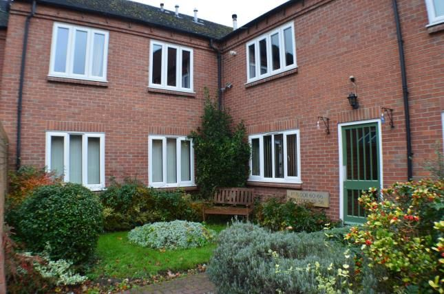 Thumbnail Flat for sale in Swan Mews, Swan Road, Lichfield, Staffordshire