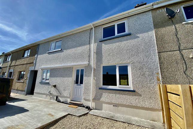 3 bed terraced house for sale in Heol Yr Ysgol, Cefneithin, Llanelli SA14