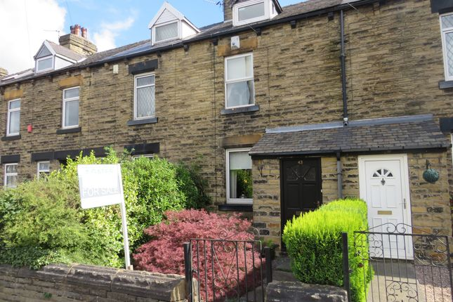 Terraced house for sale in Sheffield Road, Birdwell, Barnsley