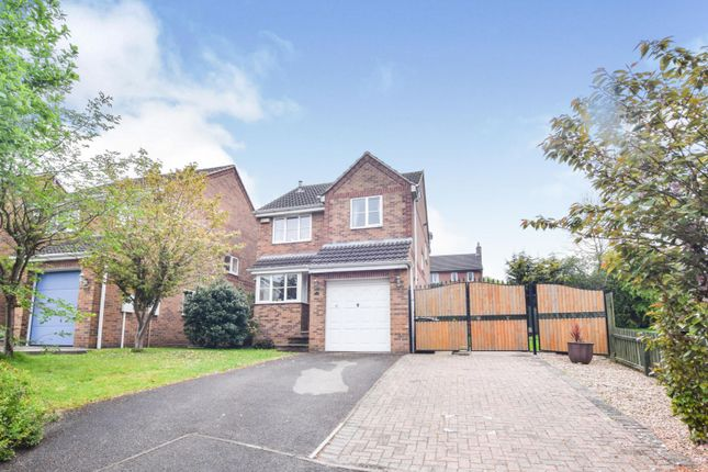 3 bed detached house for sale in Cheviot Avenue, Nottingham NG16