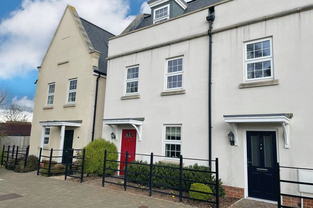 Thumbnail Semi-detached house for sale in Merchant Row, Exeter