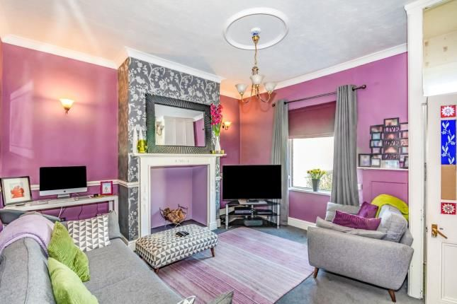 Living Room of Hollins Lane, Bury, Manchester, Greater Manchester BL9