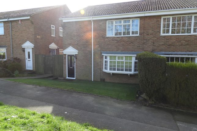 Thumbnail Maisonette for sale in The Camerons, Mansfield