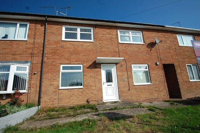 Thumbnail Terraced house to rent in Avon Grove, Walsall