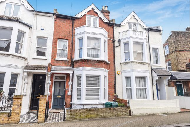 Thumbnail Terraced house for sale in Mysore Road, Battersea