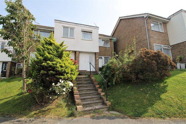 Thumbnail End terrace house for sale in Maywood Avenue, Hampden Park