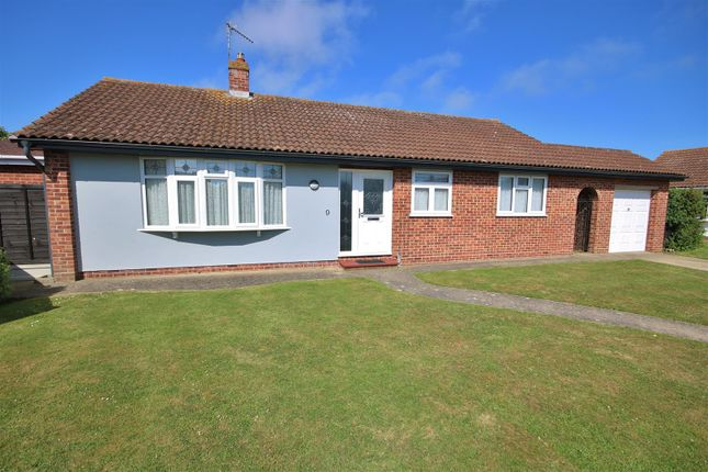 Thumbnail Detached bungalow for sale in Devereaux Close, Walton On The Naze