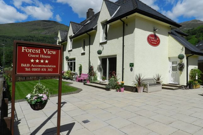 Thumbnail Hotel/guest house for sale in Wades Road, Kinlochleven