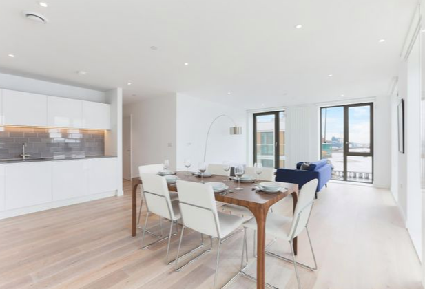 Thumbnail Terraced house for sale in North Woolwich Road, Royal Docks, London