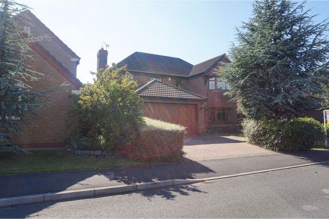 Thumbnail Detached house for sale in Abington Drive, Banks