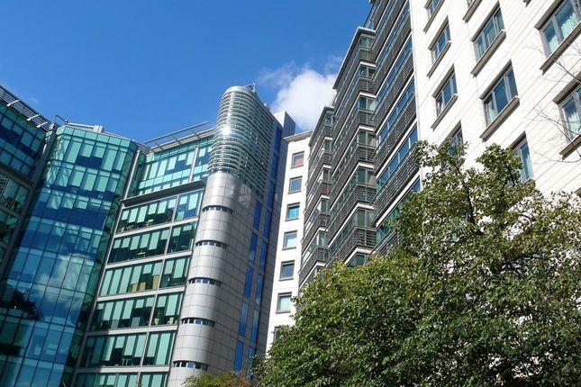 Thumbnail Flat for sale in Sheldon Square, London