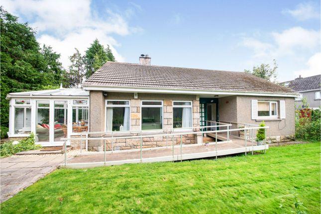 Thumbnail Detached bungalow for sale in Arthurlie Avenue, Glasgow