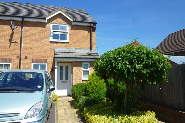 Thumbnail End terrace house to rent in Lamplighters Walk, Trowbridge