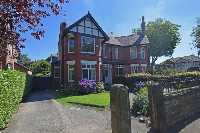 Thumbnail Semi-detached house for sale in Spath Road, Didsbury, Manchester