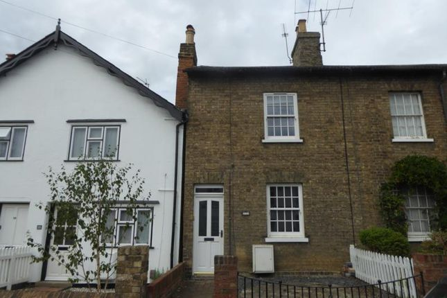 Thumbnail Maisonette to rent in The Grove, Bedford