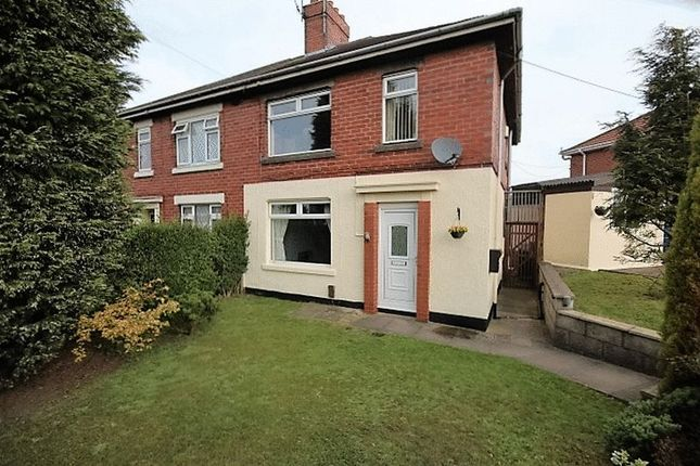 Thumbnail Semi-detached house to rent in Greenhill Road, Norton In The Moors, Stoke-On-Trent
