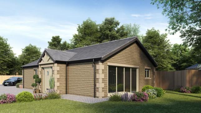 2 bed bungalow for sale in Ash Close, Padiham, Burnley BB12