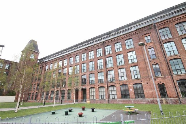 Thumbnail Flat to rent in Houldsworth Street, Reddish, Stockport
