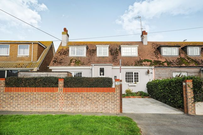 Thumbnail Semi-detached house for sale in Cliff Gardens, Telscombe Cliffs, Peacehaven