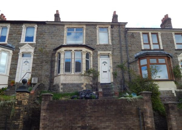 Thumbnail Terraced house for sale in Alexandra Road, Six Bells